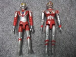 ポピー製 超合金 初代ウルトラマンとウルトラマン80